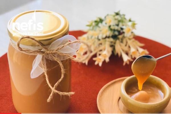 Karamel Tadında Orjinal Süt Reçeli