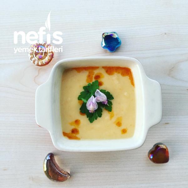 Karnabahar Çorbası (Karnabahar Yemeyen Kalmayacak !)
