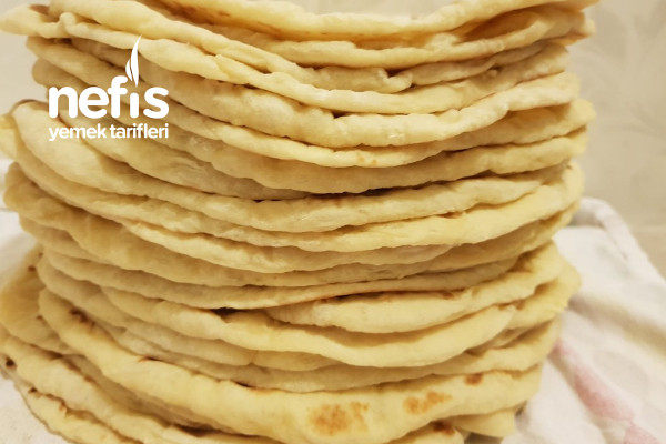 Kaymaklı Tava Ekmeği Tarifi