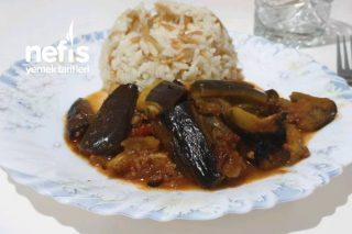Kızartmadan Kızartma Tadında Patlıcan Musakka Tarifi