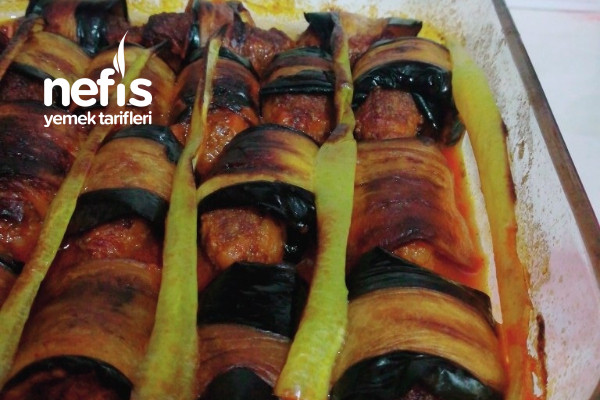 Köfteli Patlıcan (Patatesli Köfte) Tarifi