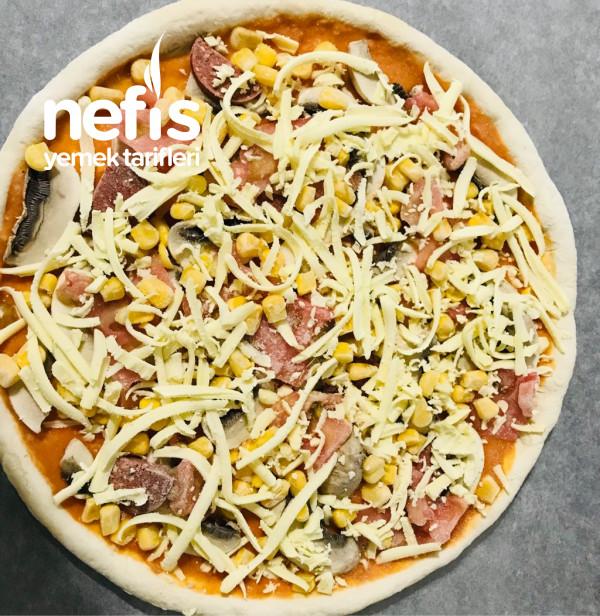 Lezzetli Mi Lezzetli Pizza