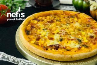 Lezzetli Mi Lezzetli Pizza Tarifi