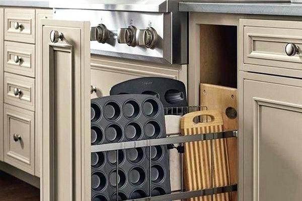 mutfak dekorasyon fikirleri