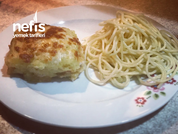 Patates Püreli Tavuk
