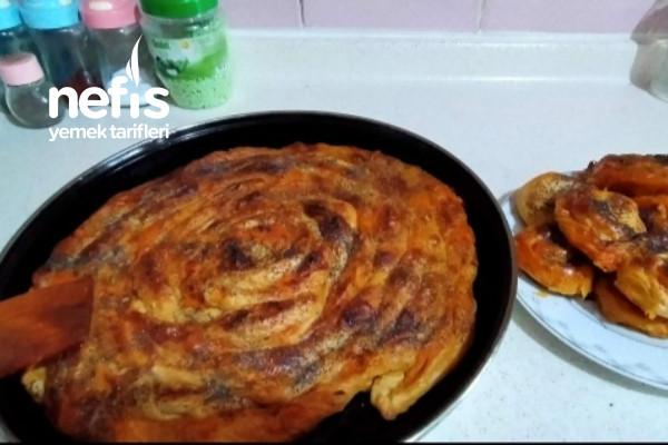 Patatesli Kolay Çarşaf Böreği Tarifi