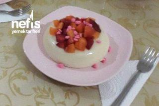 Porsiyonluk Meyveli Tavuk Göğsü Tarifi