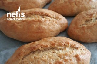 5 Dakikada Şipşak Kabartma Tozlu Ekmek Tarifi