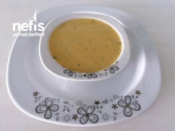 Bebekler İçin Sebze Çorbası