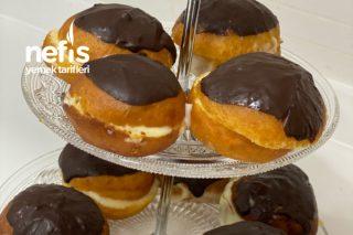 Berliner Alman Pastası Krapfen Kreppel Tarifi