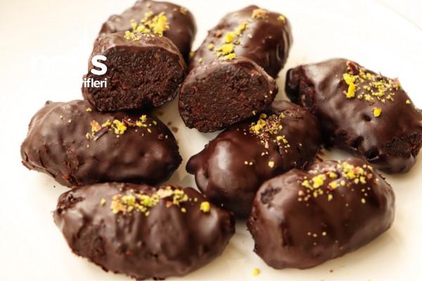 Brownie İnstense Tadında Pratik Çikolata