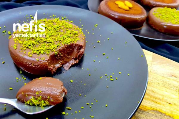 Creme Au Chocolat (Fransız Tatlısı)