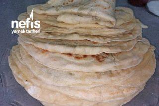 Ispanaklı Pırasalı Peynirli Sac Böreği Tarifi