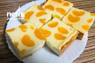 Mandalinalı Alman Pastası (Tutma Garanti Gramlı Tarif) Tarifi