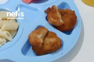 Nugget (Hamburgercide Satılanla Eşdeğer) Tarifi