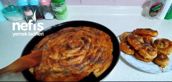 Patatesli Kolay Çarşaf Böreği