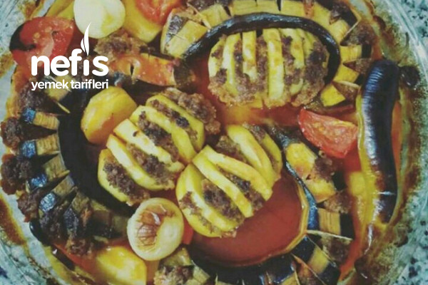 Patlıcan Kebap Tarifi