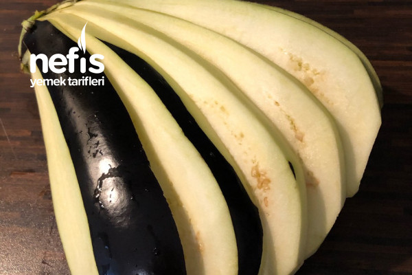 Patlıcanlı Yelpaze Kebabı