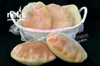 Pita Ekmeği (Balon Gibi Kabaran) Tarifi
