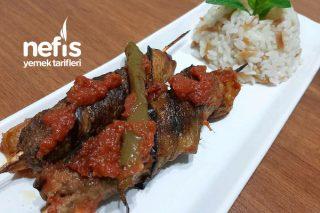 Sarmal Patlıcanlı Köfte Kebap Tarifi