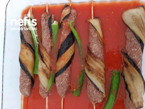 Sarmal Patlıcanlı Kofte Kebap