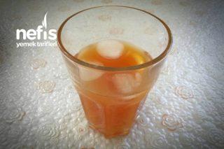 Şeftalili Soğuk Çay (Fit) Tarifi