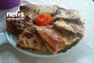Tahinli Ispanak Böreği Tarifi