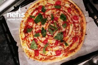 Tavuklu Barbekü Soslu Pizza Tarifi