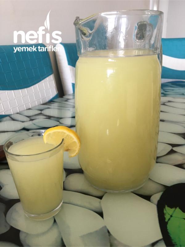 Yazın Serinliği Enfess Limonata