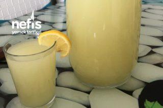 Yazın Serinliği Enfes Limonata Tarifi