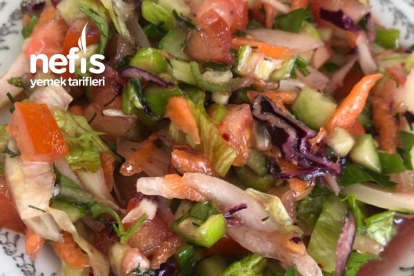 Bayram Salatası Tarifi