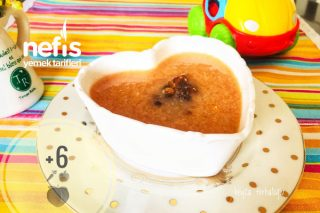 Bebeğiniz Buna Bayılacak / Elmalı Havuçlu Mama Tarifi