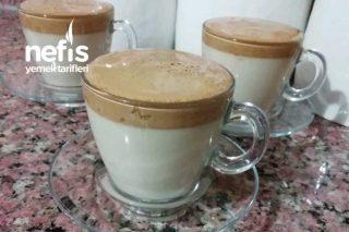 Bol Köpüklü Sütlü Kahve Tarifi