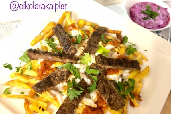 Çökertme Kebabı Tarifi