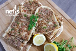 Etli Ekmek (68 Aksaray Kıymalısı) Tarifi