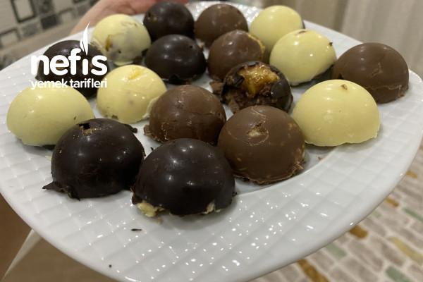 Evde Bayram Çikolatası Tarifi