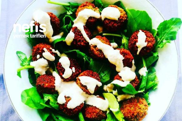 Falafel Salatası Tarifi
