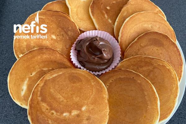 Harika Pancake Tarifi