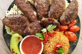 Kaşarlı Köfte (Steak House Usülü) Tarifi