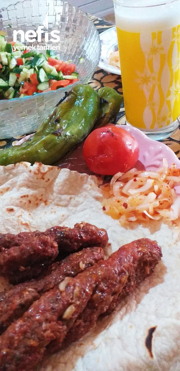 Mangalda Kebap(şişsiz)