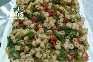 Boncuk Salata Tarifi