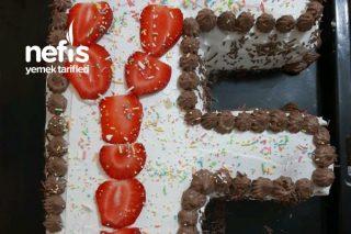 Evde Kolay Doğum Günü Pastası Tarifi