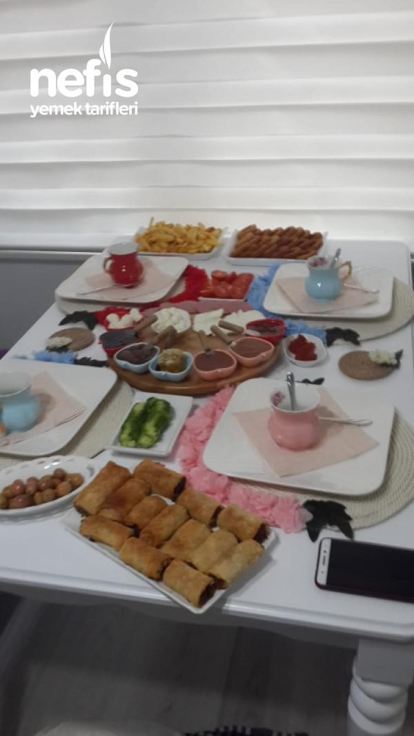 Kahvaltı Sofrasi
