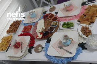 Kahvaltı Sofrası Tarifi