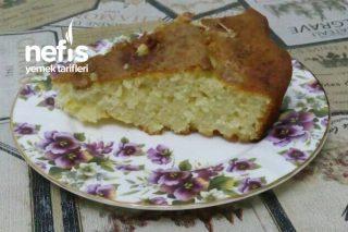 Limonlu Tarçınlı Kek Tarifi