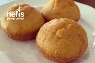 Mısır Unlu Muffin Kek Tarifi