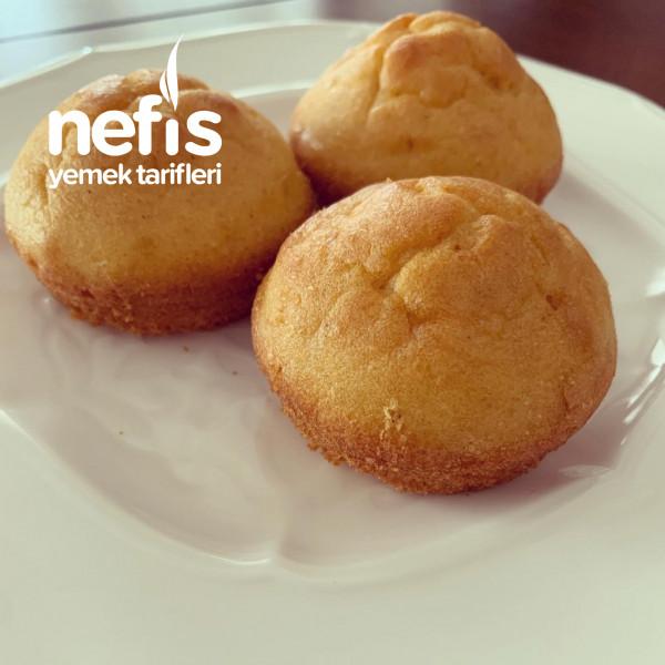 Mısır Unlu Muffin/kek