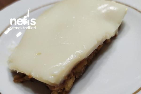 Muhteşem İncirli Cevizli Pasta Tarifi