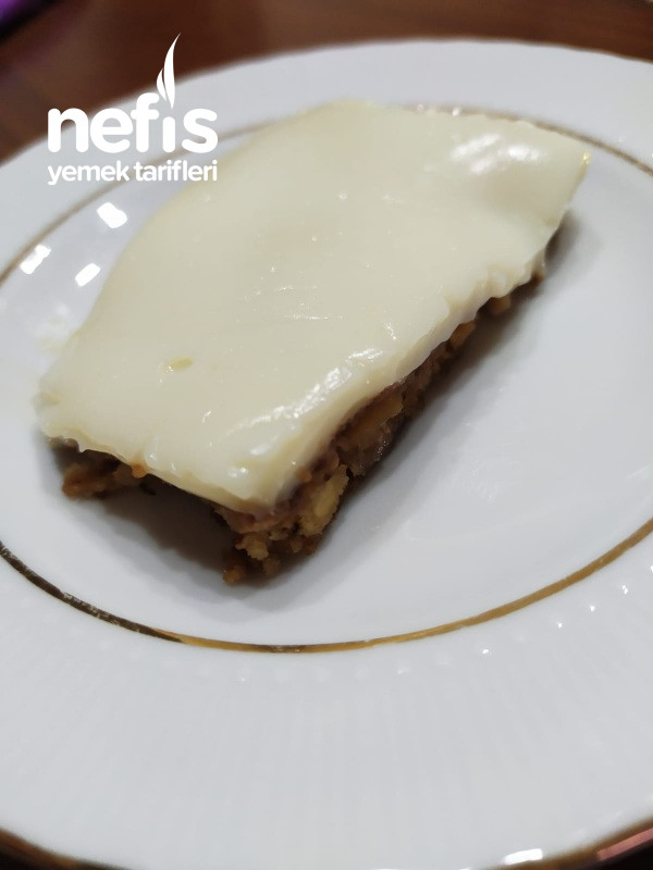 Muhteşem İncirli Cevizli Pasta