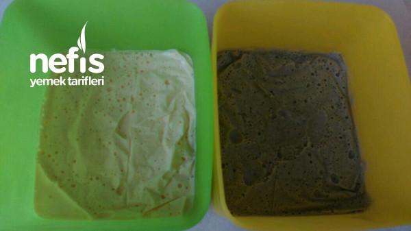 Müthiş Gelato Dondurma (Karadut Ve Sade)